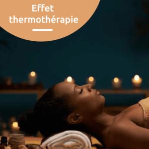 Massage thermothérapie - TerraChi Bien Etre